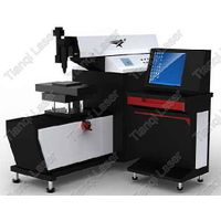 YAG laser automatic welding machine