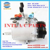 MSC-60C auto ac compressor for Mitsubishi Colt VI 1.5L 05-12 AKC200A080 MR568860 851966N C55039 MTK2