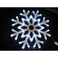 Snow Shape LED string lights thumbnail image