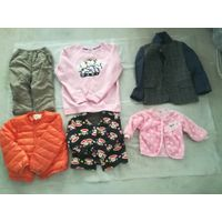 Children winter clothing