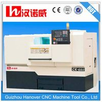 CK650--Hanover Innovative Flat Bed CNC Lathe