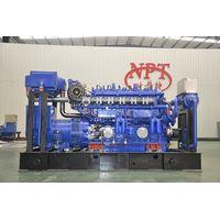 How natural gas generators work