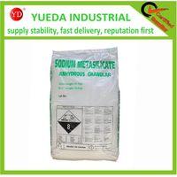 Sodium metasilicate anhydrous  (granular) thumbnail image