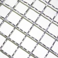 Stainless Steel Square Woven Mesh thumbnail image