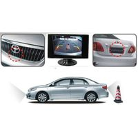 180 Degree Front and Rearview Parking Assistance