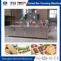 Automatic Chocolate Cereal Bar Forming Machine