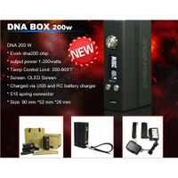 2015 best selling dx200 mod hotcig dna200w mod