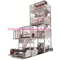 SJX2 Series Two-layer Co-extrusion Rotary Die Film Blowing Machine