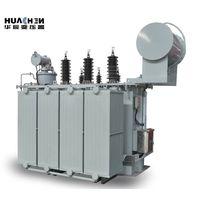 S11 High Voltage 3phase 30kv 33kv 35kv Oil Immersed Type Power Distribution Transformers thumbnail image