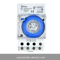 240V 24 hour Mechanical Programmable Time Switch SUL181h
