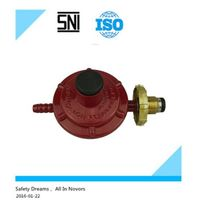 gas regulator for Thailand/Vietnam