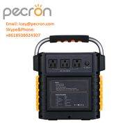 400W Outdoor Solar Power System Battery Storage Portable Camping Power Pack thumbnail image