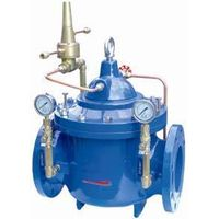 PRESSURE DIFFERENTIAL BY-PASS BALANCE VALVE