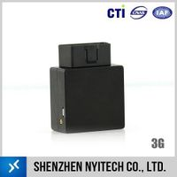 Super mini obd gps car tracking device