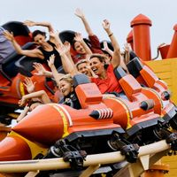 Roller Coaster Rides HFGS14--Hotfun amusement rides thumbnail image