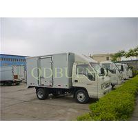 Dry Truck Box Body