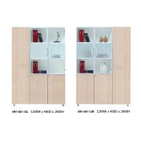 Dious fashion original oak color melamine filing cabinet