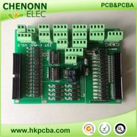 Industrial control board PCBA manufacturing