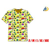 Pokemon anime Poké Ball T Shirt
