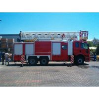 FIRE FIGHTING VEHICLE WITH LADDER, AYALKA thumbnail image