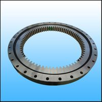 Single row cross roller bearing slewing bearing for motorcycle engine parts RKS.921150303001 thumbnail image