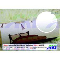 White Non-Woven ECO-Solvent Inkjet Printable Wallpaper thumbnail image