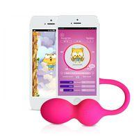 Smart Kegel Ball Vaginal Care for Women Personal Vibrator Sex Toy
