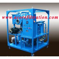 Vacuum Transformer Oil Filtration Machine for Sale