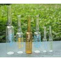 Manufacture 10ml Amber Glass Ampoule