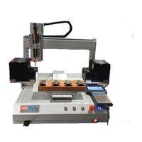 Four-axis automatic lock screw machine/screw making machine/automatic fixing screw machine
