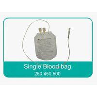 Single blood bag 450ml thumbnail image