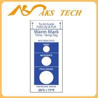 temperature sensor label Warmmark thumbnail image