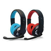 Popular cool fashion promotional new rubber finish headset thumbnail image