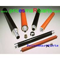 Upper fuser rollers and pressure rollers