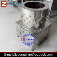 Hot Poultry Slaughter Equipment with Chicken Plucker