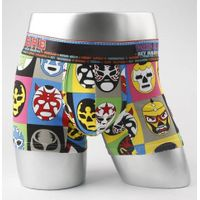 High quality allover printing men's full boxer underwear with cotton thumbnail image