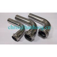 stainless steel 45E/B elbow