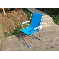 Leisure Portable Fishing Director Beach Camping Picnic Folding Chair for Outdoor