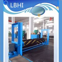Auto Electric Belt Brush Cleaner for Belt Conveyo