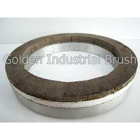 Abrasive Nylon Brush for Solar silicon wafers