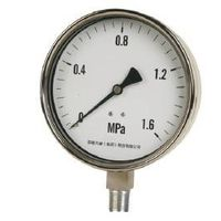 YB Stainless Steel Pressure Gauge