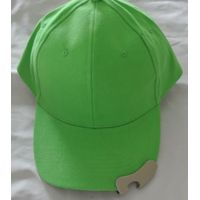 baseball sport cap with drink bottle opener