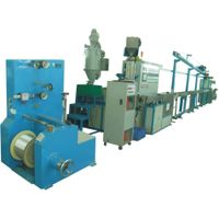 Core wire insulation extrusion machine thumbnail image