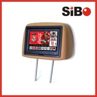 SIBO Android 4.2 Taxi Headrest Tablet with Advertising Software