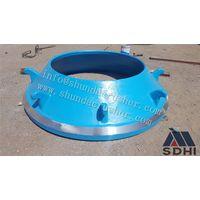 Metso HP400 cone crusher spare parts-Shunda parts supply