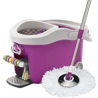 Stainless Steel Spin Easy mop