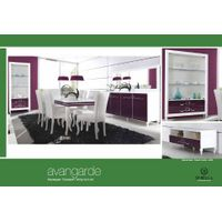 Avantgarde (Purple) Dining Room Set