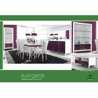Avantgarde (Purple) Dining Room Set