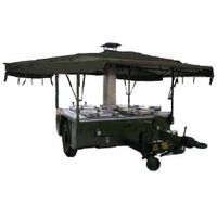 Mobile field kitchen