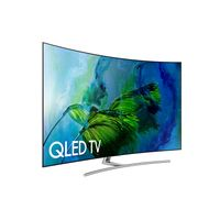 Samsung Electronics QN75Q8C Curved 75-Inch 4K Ultra HD Smart QLED TV (2017 Model) 4.3 out of 5 stars